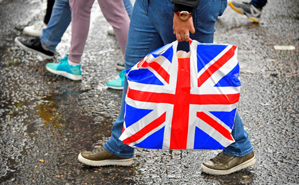 giảm rác thải nhựa ở Anh