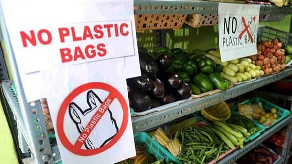 cấm sử dụng nhựa dùng 1 lần