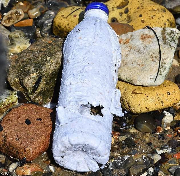 Chai thay thế chai nhựa