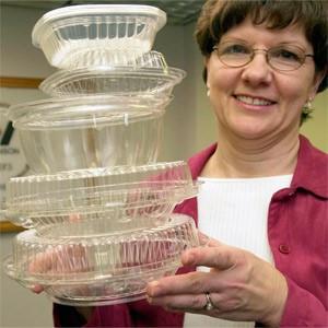 nhựa làm từ thực phẩm
