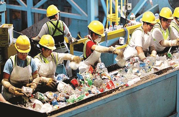 tái chế bao bì nhựa đúng cách