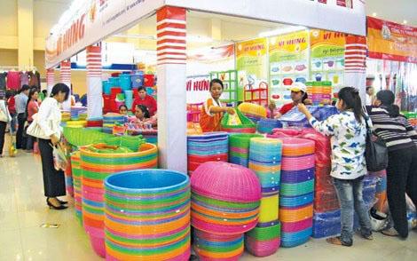 hàng nhựa xuất khẩu
