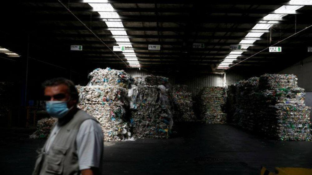 rác thải nhựa tại châu âu